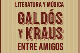 Galdós entre amigos de la música y la literatura