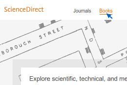 Libros electrónicos de Elsevier