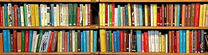 D a internacional del libro en la biblioteca biblioteca - Estantes para libros ...