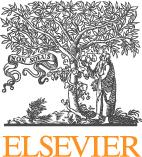 Logo Elsevier con árbol de la ciencia
