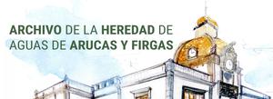 Logo de la Heredad de aguas de Arucas y Firgas