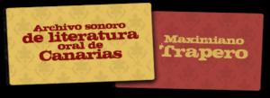 Web de la Colección: Archivo Sonoro
