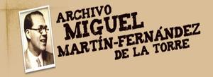 Web de la Colección: Miguel Martín-Fernández de la Torre