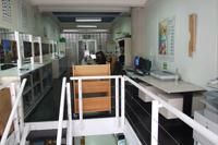 Interior de la Biblioteca de Ciencias Básicas