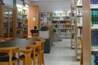 Interior de la Biblioteca de Enfermería (Lanzarote)