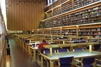 Interior Biblioteca General