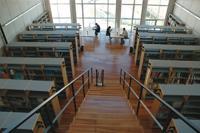 Biblioteca de Veterinaria