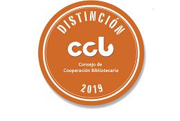 Sello CCB. Distinción 209